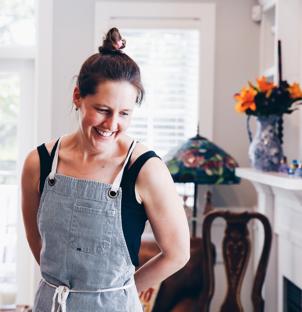 The Wholesome Kitchen - Brianna Bond